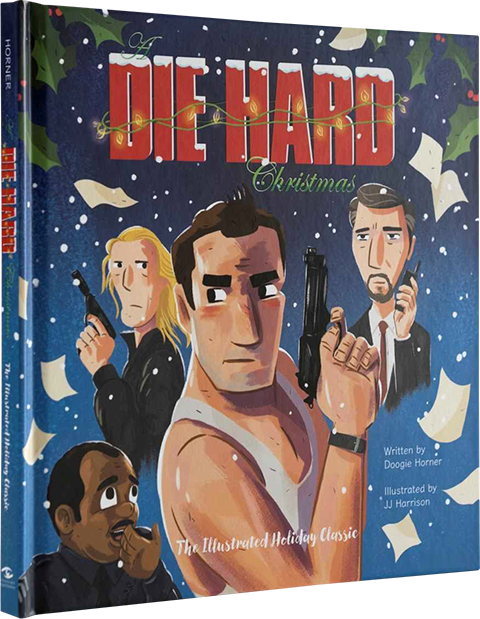 Insight Editions A Die Hard Christmas Book
