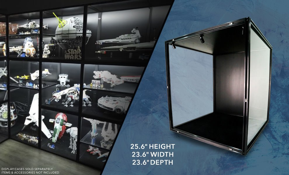 Gallery Feature Image of DF60 Display Case - Click to open image gallery