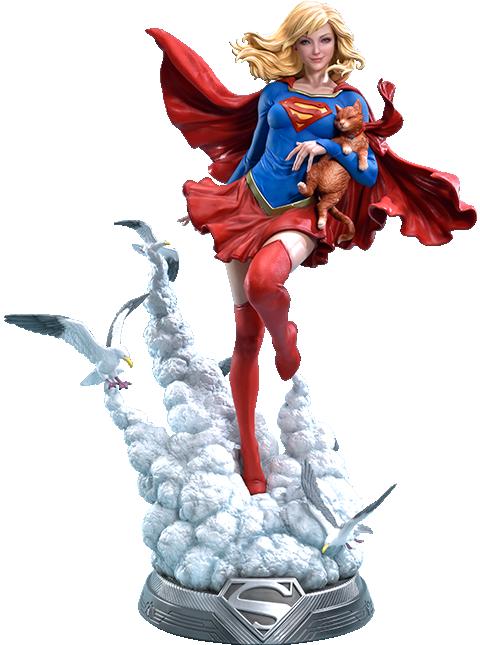 Prime 1 Studio Supergirl Statue