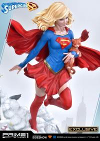 Gallery Image of Supergirl Statue