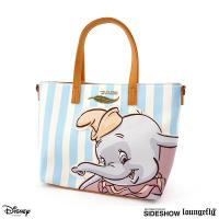 Gallery Image of Dumbo with Stripes Tote Bag Apparel