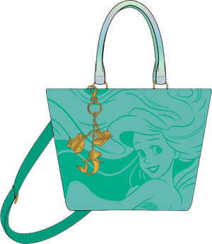 The Little Mermaid Ocean Tote Bag Apparel