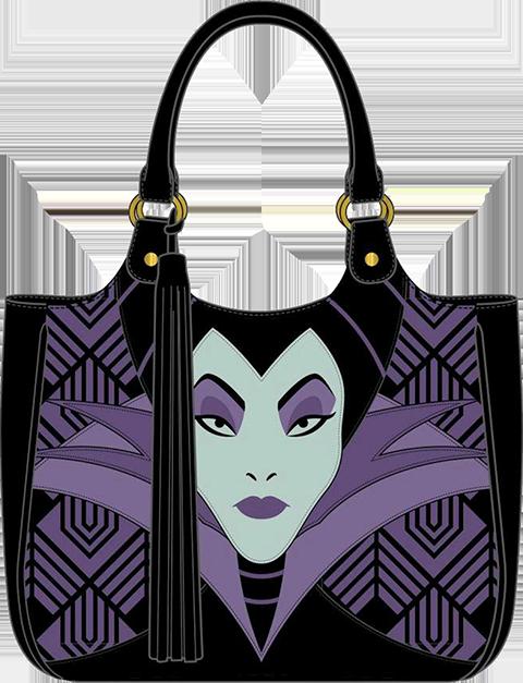 Loungefly Maleficent Handbag Apparel