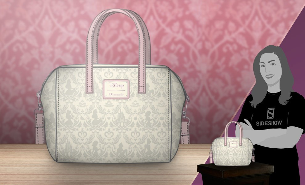 Gallery Feature Image of Disney Princess Duffle Bag Apparel - Click to open image gallery