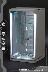 Gallery Image of Hall of Armor Single Sixth Scale Figure Accessory