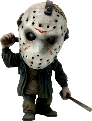 Jason Voorhees Deluxe Version Vinyl Collectible