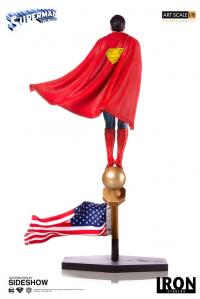 Gallery Image of Superman 1978 Deluxe Statue