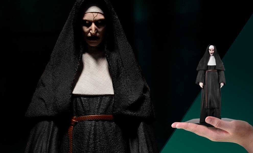 Gallery Feature Image of The Nun Statue - Click to open image gallery