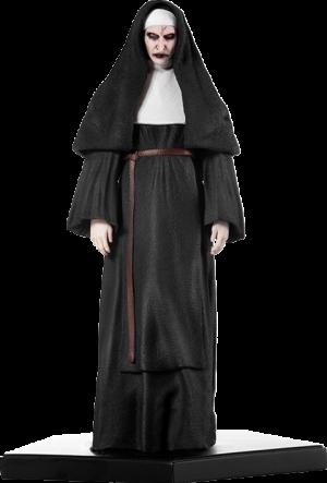 The Nun Statue