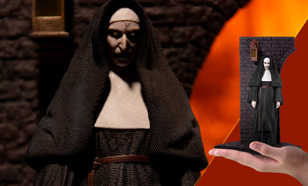 Gallery Feature Image of The Nun Deluxe 1:10 Scale Statue - Click to open image gallery