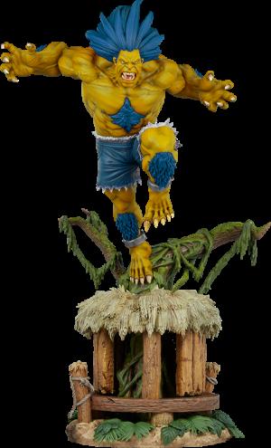 Blanka (Player 2 Version) Ultra Statue