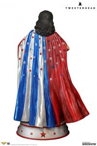 Gallery Image of Wonder Woman Cape Variant Maquette