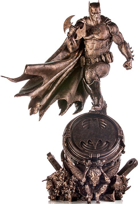 Iron Studios Batman Bronze Edition Statue