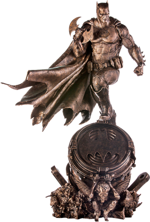 Batman Bronze Edition Statue
