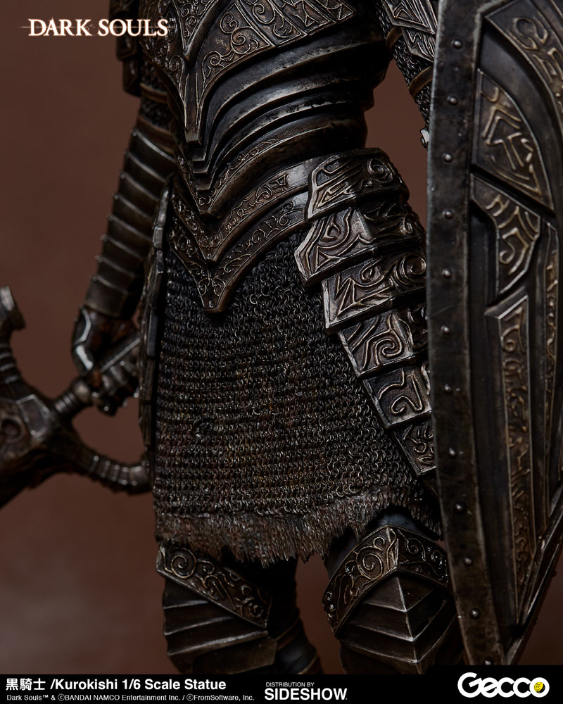 Dark Souls Kurokishi Statue By Gecco Co Sideshow Collectibles