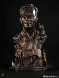 Gallery Image of Frank Frazetta Tribute Polystone Statue