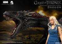 Gallery Image of Drogon Sixth Scale Figure