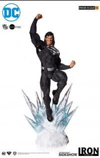 Gallery Image of Superman Black Suit Statue