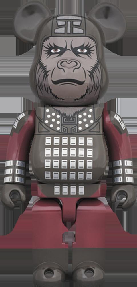 Medicom Toy Bearbrick General Ursus 1000 Figure