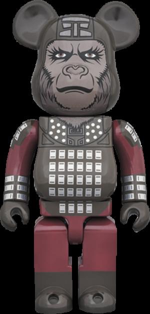 Bearbrick General Ursus 1000 Figure