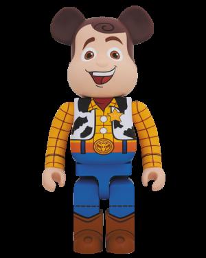 Bearbrick Woody 1000 Figure