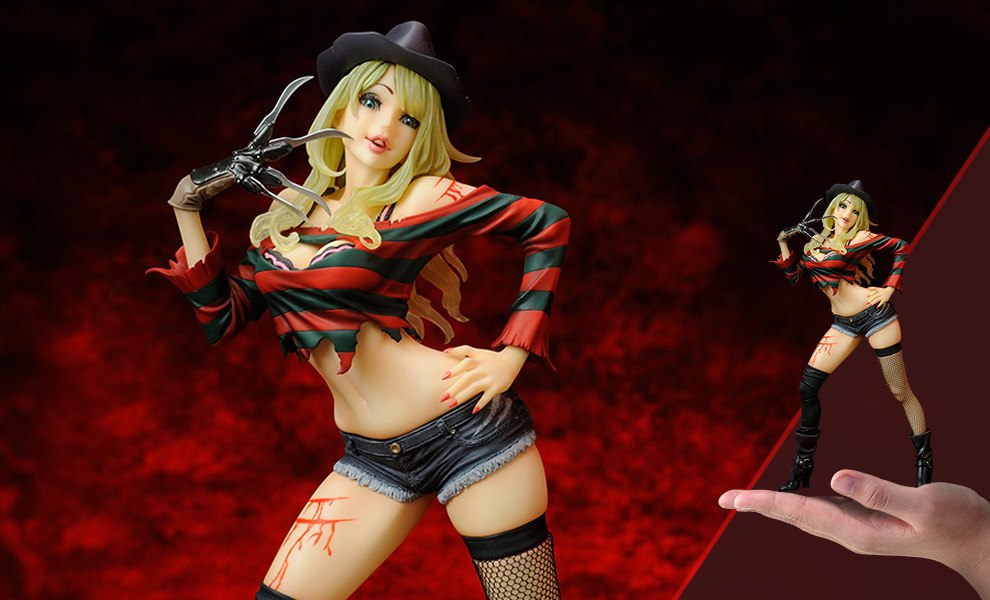 Gallery Feature Image of Freddy Krueger Statue - Click to open image gallery