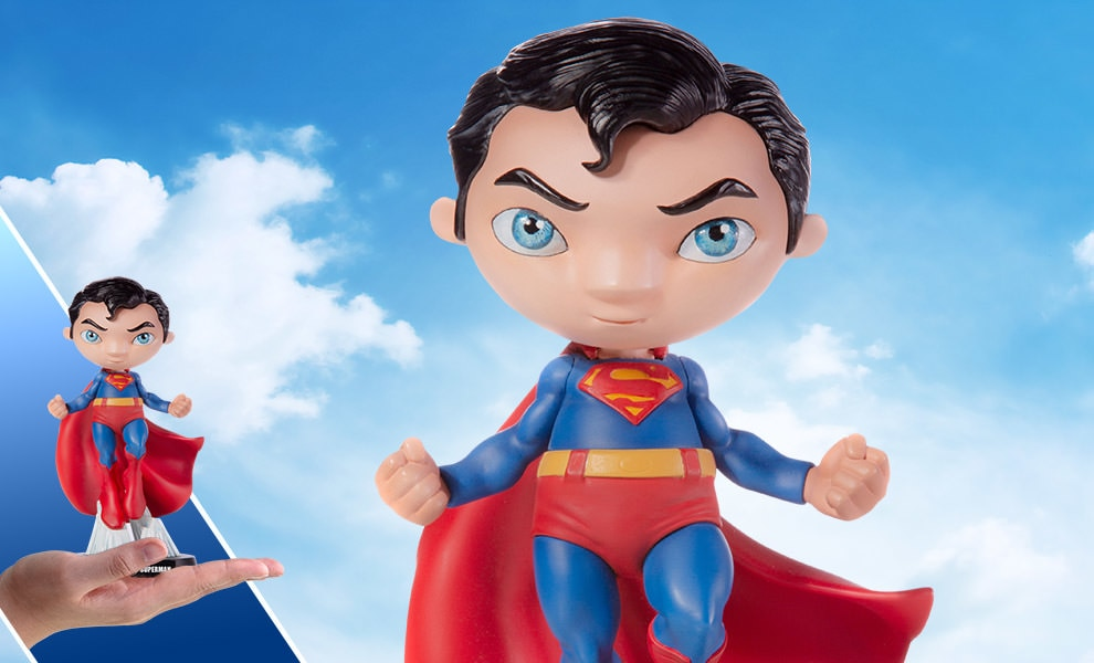 Gallery Feature Image of Superman Mini Co Collectible Figure - Click to open image gallery