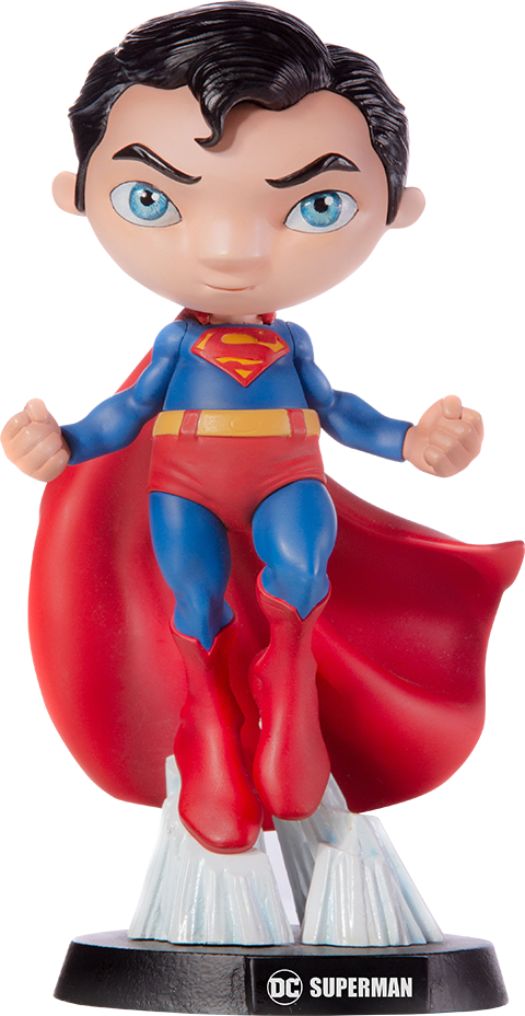 Iron Studios Superman Mini Co Collectible Figure