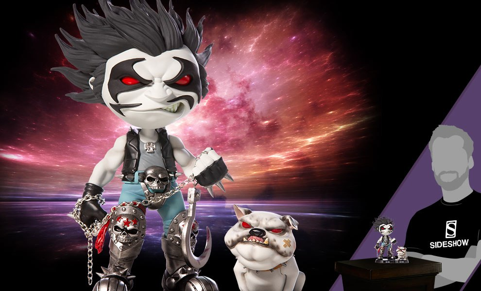 Gallery Feature Image of Lobo and Dawg Mini Co Collectible Figure - Click to open image gallery