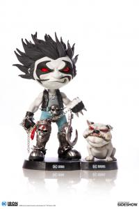 Gallery Image of Lobo and Dawg Mini Co Collectible Figure