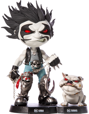 Lobo and Dawg Mini Co Collectible Figure