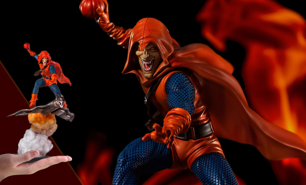 Gallery Feature Image of Hobgoblin Statue - Click to open image gallery
