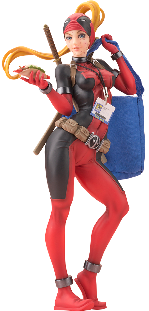 Kotobukiya Lady Deadpool Statue