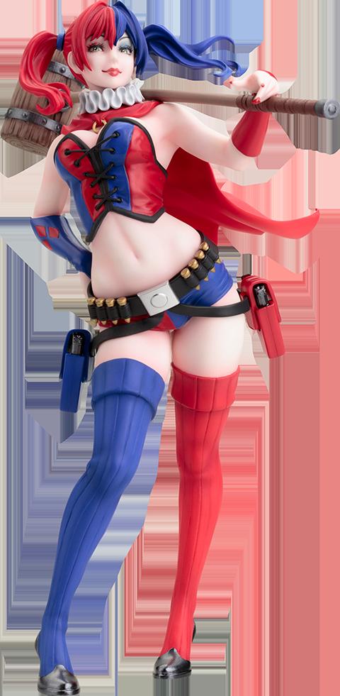 Kotobukiya Harley Quinn New 52 Statue