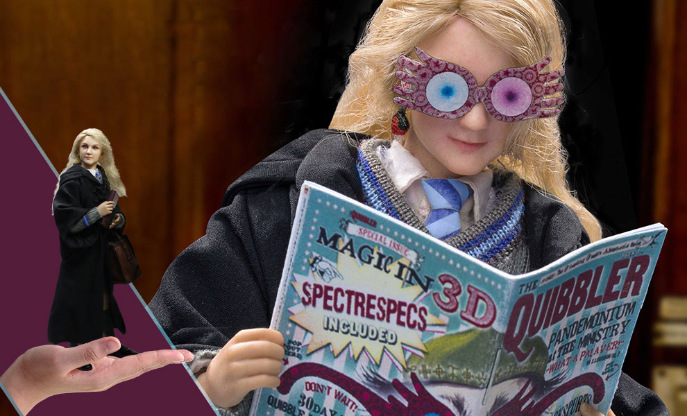 Gallery Feature Image of Luna Lovegood Sixth Scale Figure - Click to open image gallery