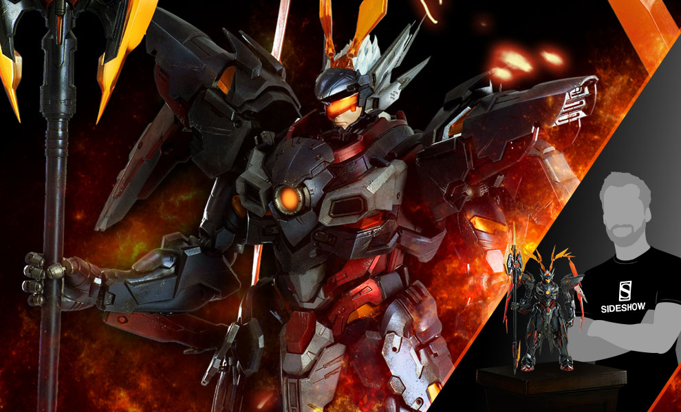 Gallery Feature Image of Lyu Bu The Doom Mecha Sixth Scale Figure - Click to open image gallery