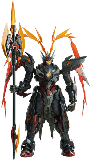 Lyu Bu The Doom Mecha Sixth Scale Figure