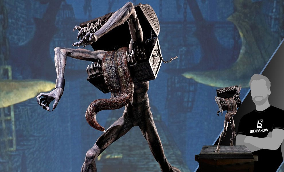 Gallery Feature Image of Mimic Statue - Click to open image gallery