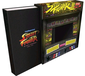 Undisputed Street Fighter Deluxe Edition A 30th Anniversary Retrospective Book