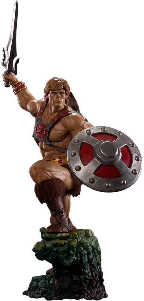 Pop Culture Shock He-Man Statue