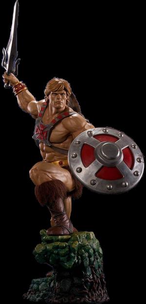 He-Man Statue