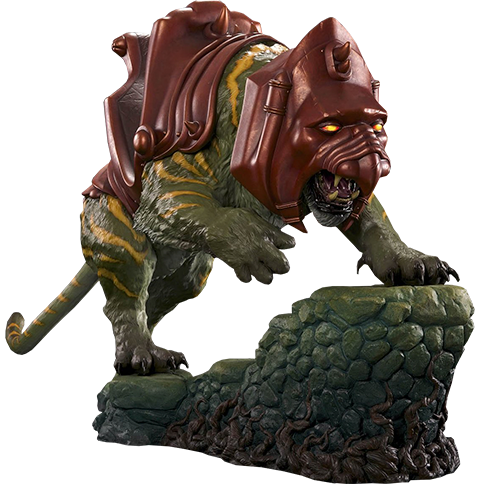 Pop Culture Shock Battlecat Statue