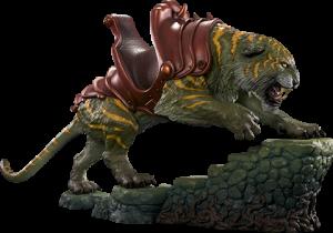 Battlecat Statue