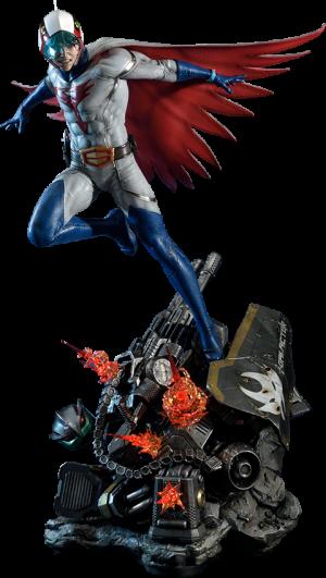 G-1 Ken the Eagle Statue