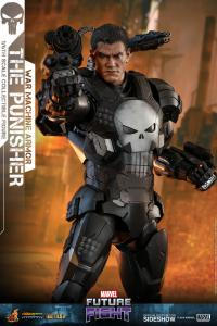 Gallery Image of The Punisher War Machine Armor Sixth Scale Figure
