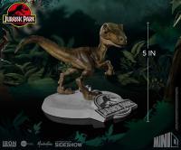 Gallery Image of Velociraptor Mini Co Collectible Figure