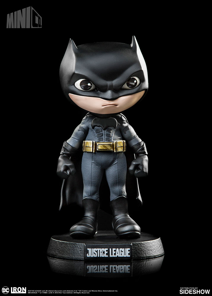 Dc Comics Batman Mini Co Collectible Figure By Iron Studios