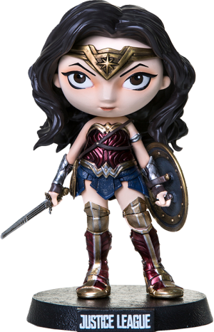 Wonder Woman Mini Co Collectible Figure