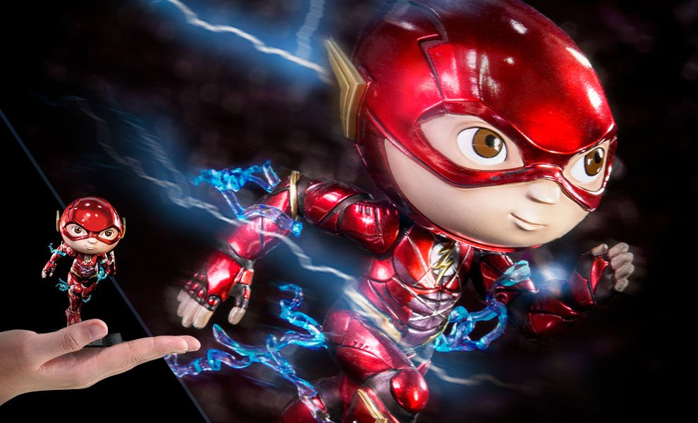 Gallery Feature Image of The Flash Mini Co Collectible Figure - Click to open image gallery