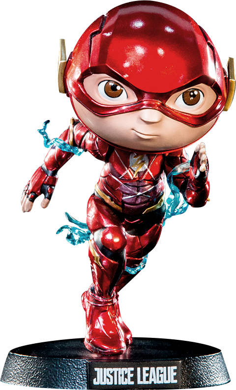 Iron Studios The Flash Mini Co Collectible Figure